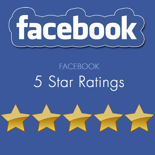 how to add star rating to facebook page