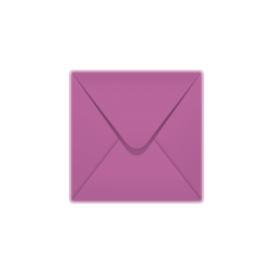 130x130mm Spectrum Range Purple Envelopes