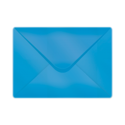 133x184mm Spectrum Range Kingfisher Blue Envelopes