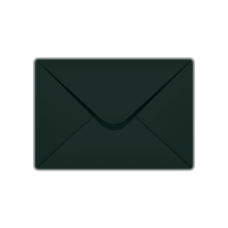 C6 Premium Range Black Envelopes