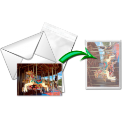 Greetings cards packaging service