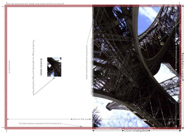 5x7 greetings cards samples digitalcolourservices 5x7 greetings cards samples m4hsunfo Image collections