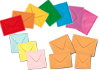 Coloured and Special<br>Finish Envelopes