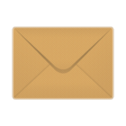 133 x 184mm (5'' x 7'') Ribbed Kraft Envelopes